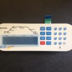 Keypad and Display Panel, VIP 300, 24525